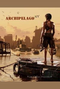 Плакат паспарту - Архипелаг Ню Йорк